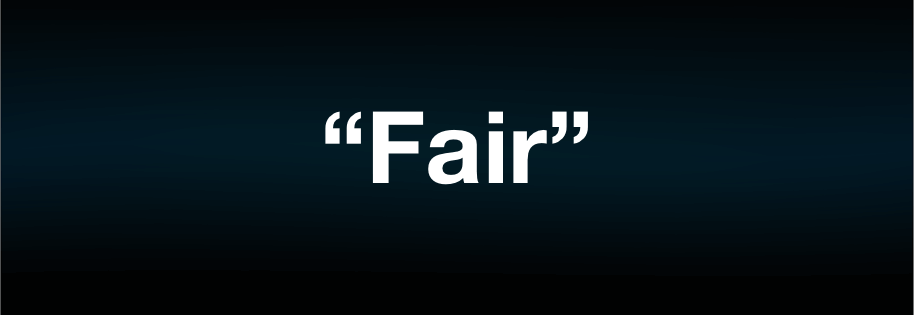 Words that sell: Fair