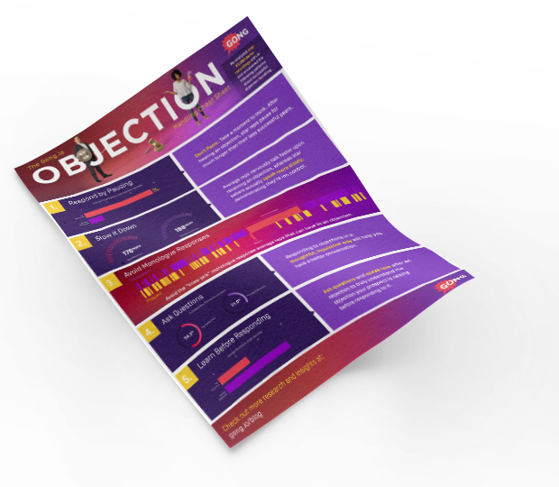 objection handling training material