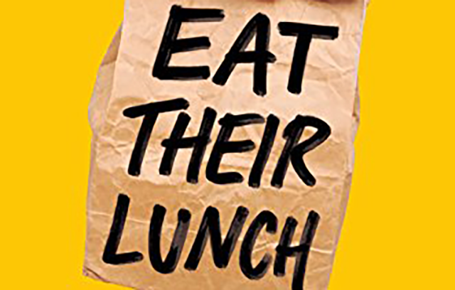 Eat Their Lunch Sales Book