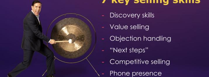 7 Key Sales Skills