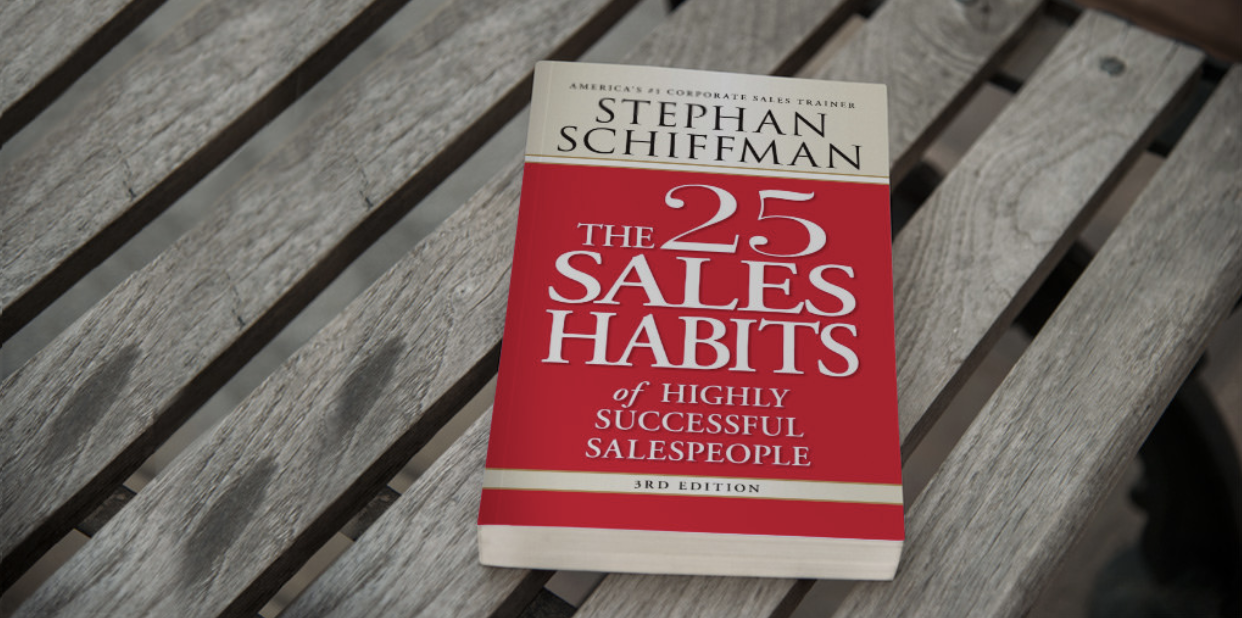best books for sales pros