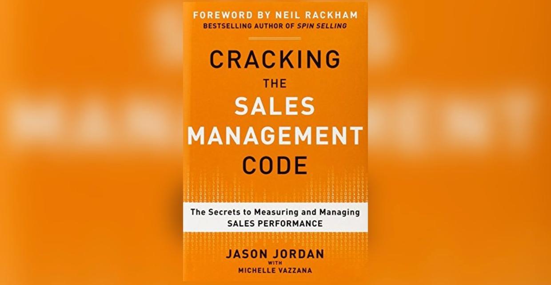 Sales management books