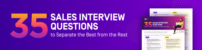 35 questions for sdr and ae hiring