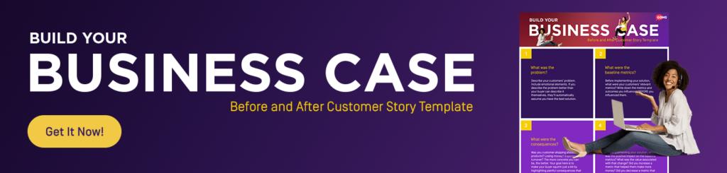 Business Case Cheat Sheet Banner