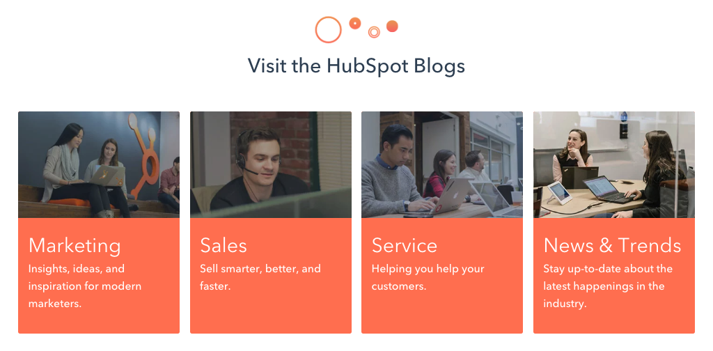 Best sales blog - HubSpot Sales Blog